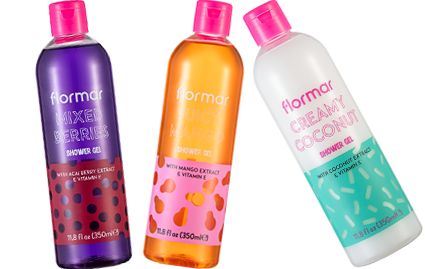 Flormar sprchový gel Body Care