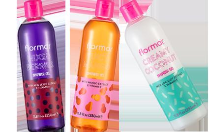 Flormar sprchový gel Body Care